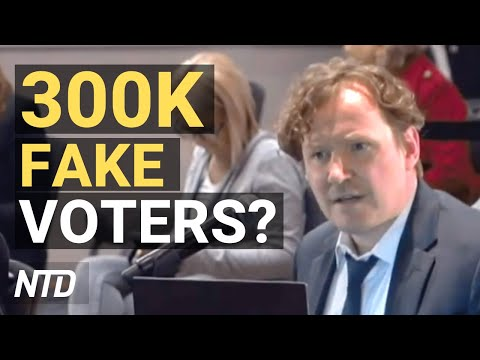'Biggest fraud' in US history—up to 300,000 fake people voted in Arizona election: expert | NTD