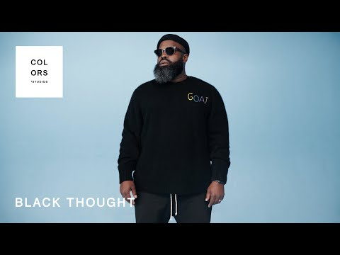 """Black Thought Performs """"State Prisoner"""" For A COLORS SHOW"""