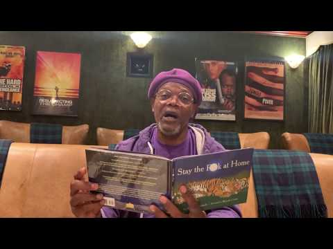 Stay The Fuck at Home with Samuel L. Jackson (FULL VERSION, Uncensored)