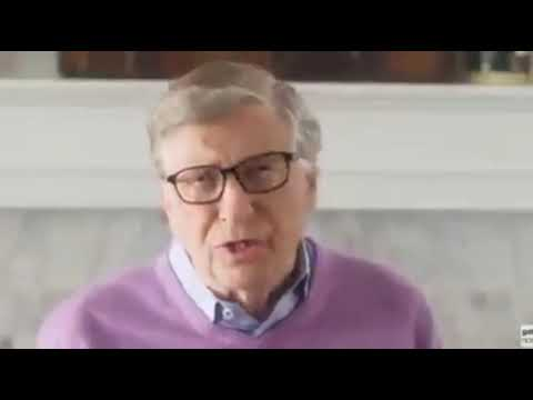 Bill Gates caught on video admitting vaccine will CHANGE our DNA FOREVER.
