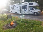 November Camping