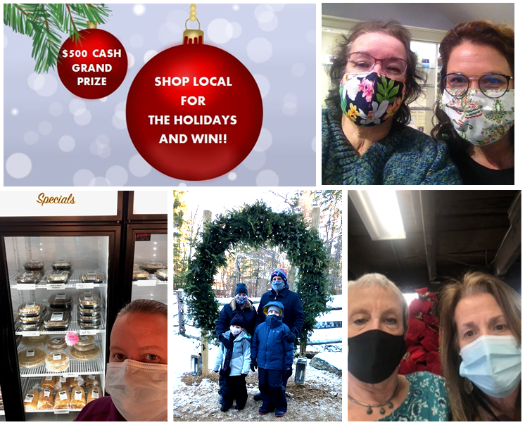 Holiday Shopping Contest