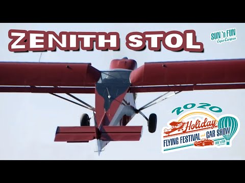 "Zenith STOL ""Sky Jeep"" - Short Take-Off and Landing Competition"