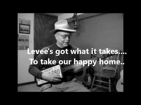 Levee's Gonna Break- On Ho-made LPG in GDGB tuning