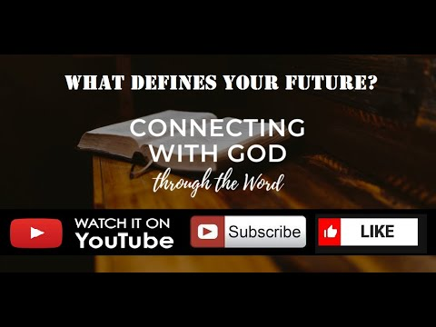 WHAT DEFINES YOUR FUTURE ?