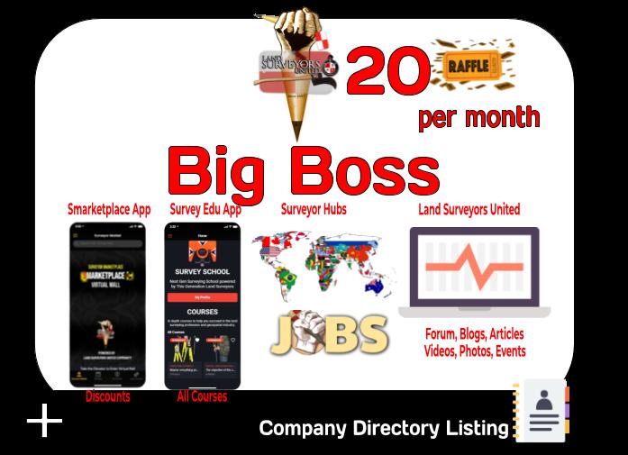 Big Boss Membership