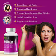 For Hair Fall And Hair Growth Prefer Hair Regain Capsules