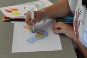 Petit atelier d'illustration et de reliure