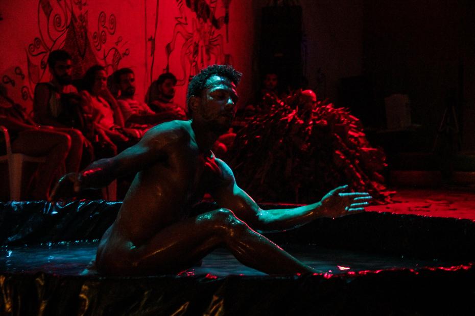 Espetaculo de Dança SARAVÁ - Fotos Pam Guimarães