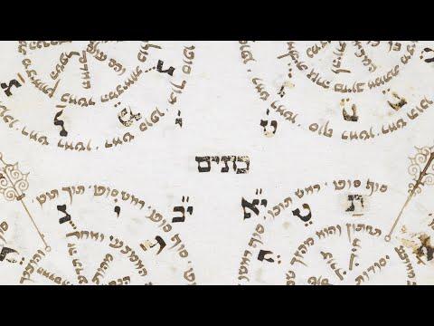Discussion sur l'Alphabet Hébreu avec Georges LAHY