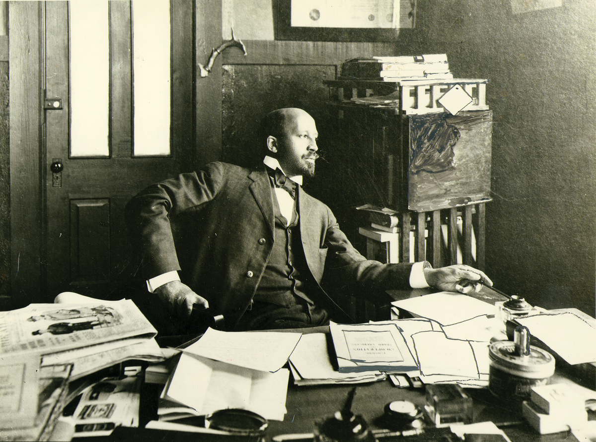 W.E.B. Du Bois Embraced Science To Fight Racism As Editor of NAACP's Magazine