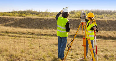 Land Surveyor Safety