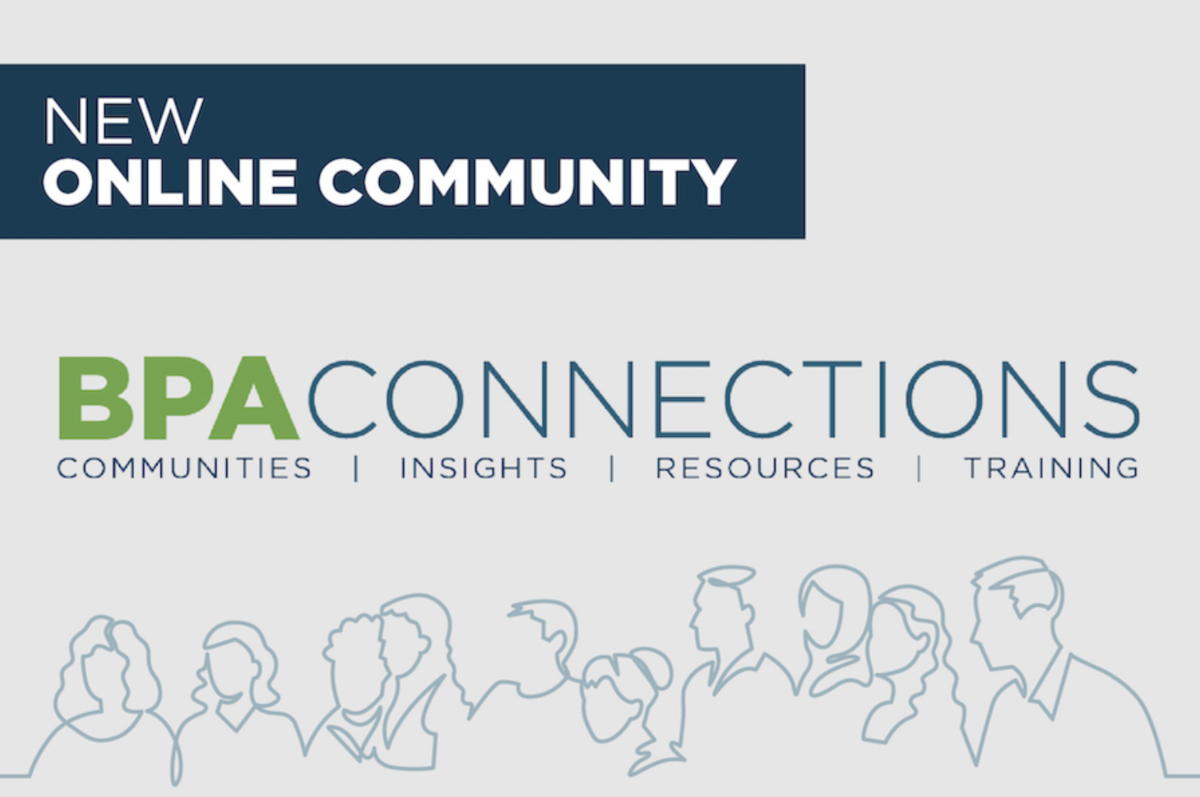 The New Building Performance Community: BPA Connections