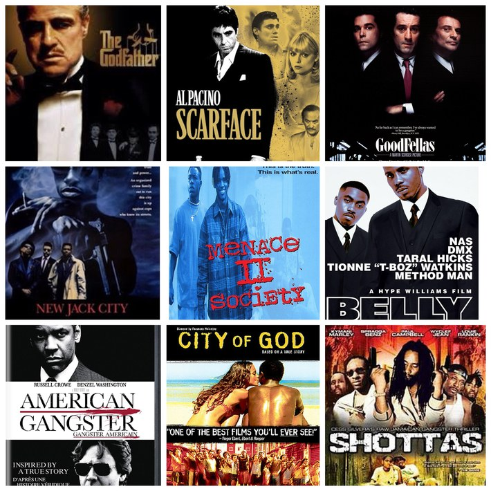 Which Movie is The Best Gangsta Movie? What's Missing? Find out