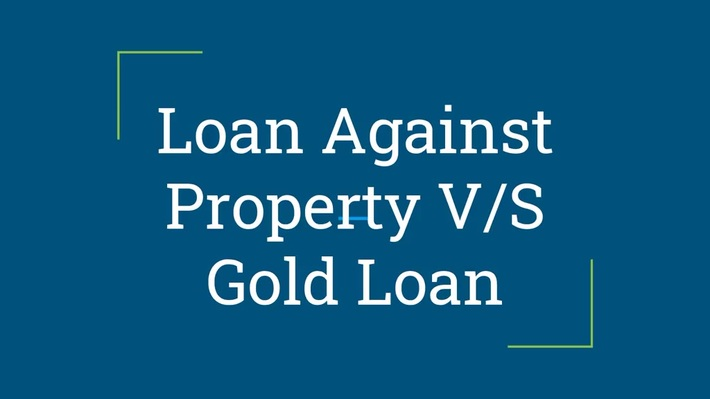 All About Property loan? Is it Safe