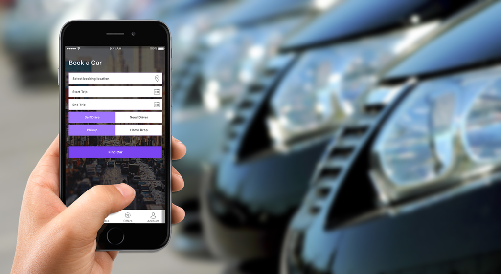Significance of Owning A Car Rental App Solution in A Car Rental