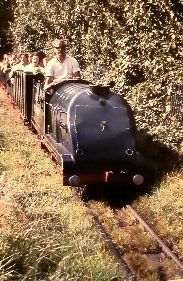 Duke Of Edinburgh locomotive