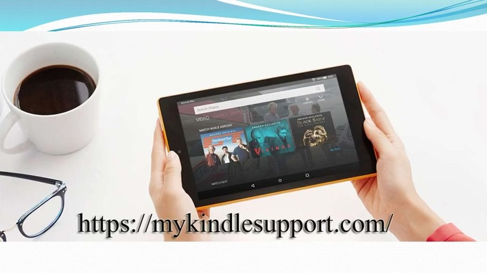 How to set time on Kindle Devices