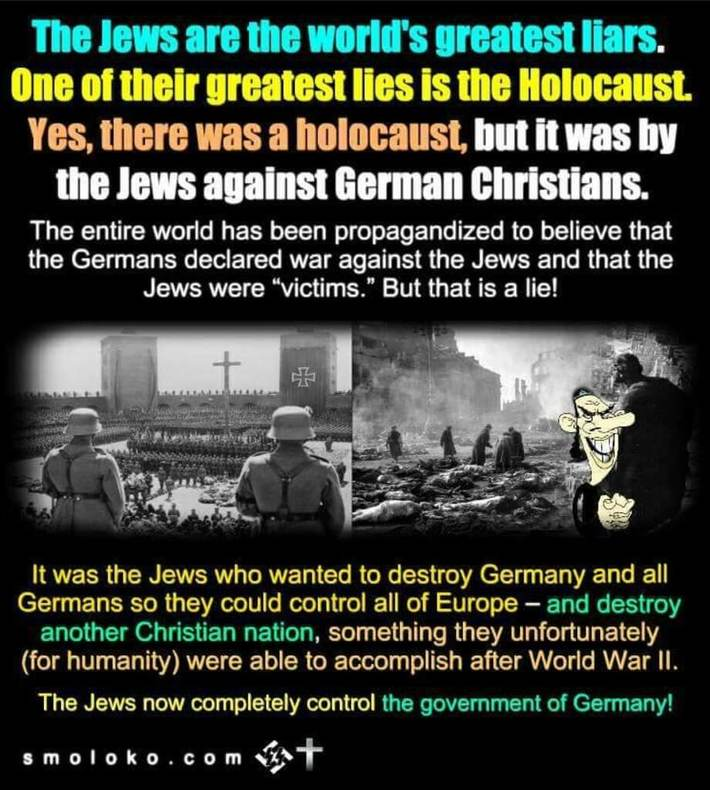 Jews are the Worlds Greatest Liars