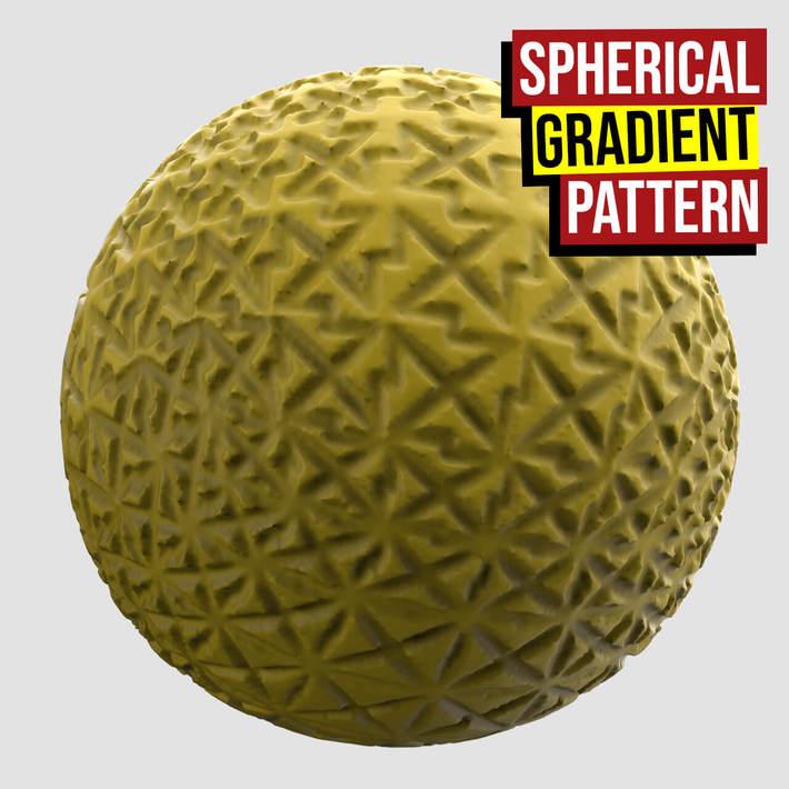 Spherical Gradient Pattern