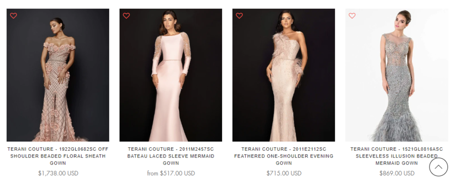 Look For Prettiest Prom Dresses On Sale