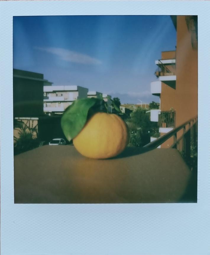 Blu e Arancio