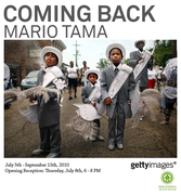 Mario Tama Book Signing at Internation Center of Photography