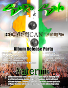 Soro Solo & Big African Sound Album Release Party