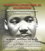 Target Sundays at CAAM- One Dream, A National Influence, A World of People
