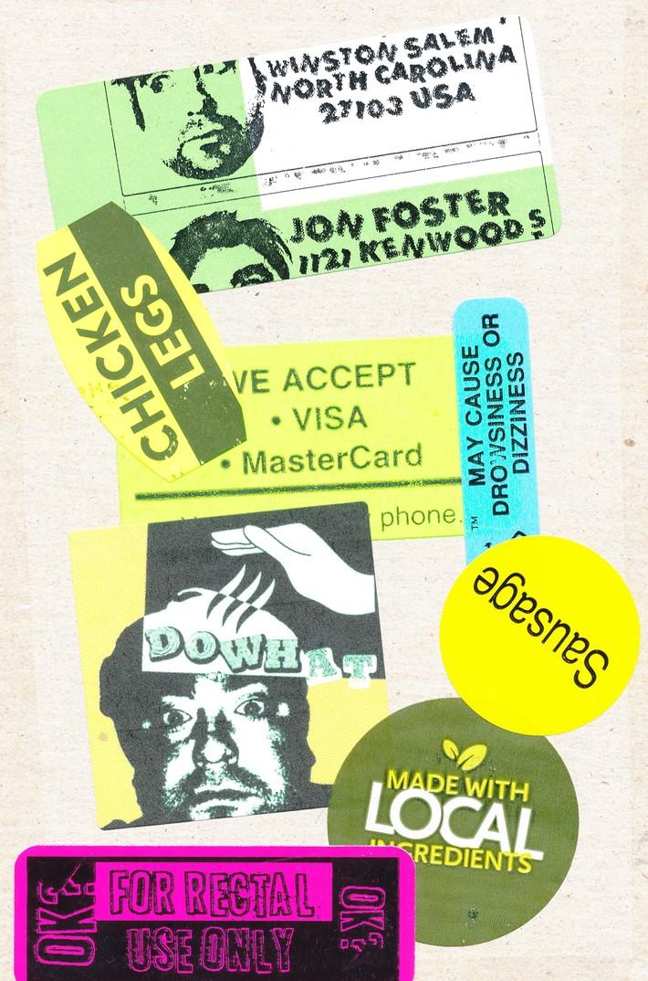 Jon Foster collage