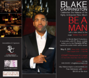 "Record Release Party for ""Blake Carrington"" May 6th"