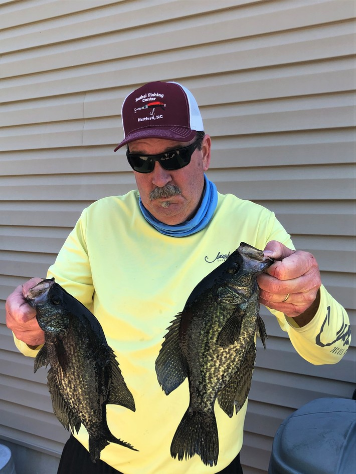 Black Crappie Daily Double.....5/15/2021