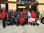 Fill the Boot: MDA Boot Drive at Tigertown