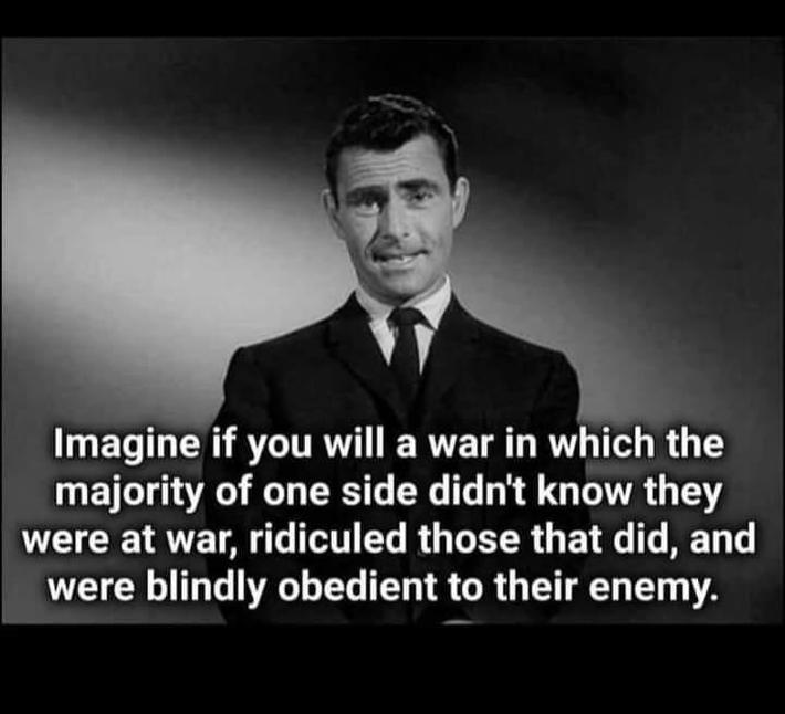 American Stockholm Syndrome of Social Wars