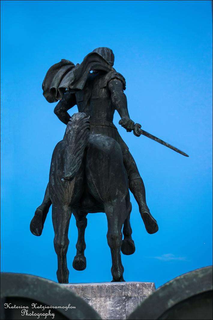 Αλέξανδρος ο Μέγας (356 π.Χ. – 323 π.Χ.)