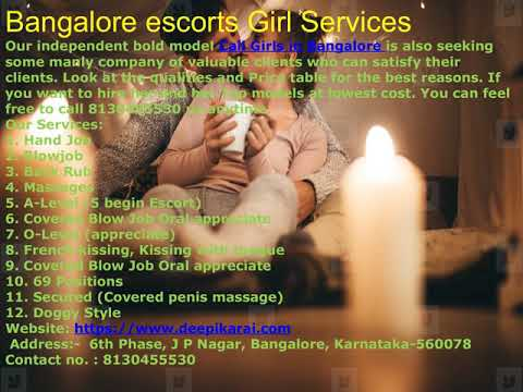 Hire India's Most Stunning or Seductive Model in Bangalore