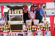 EVENT CANCELLED - GARDEN GET TOGETHER INSTEAD SAME LOCATION - Honey and bees talk with Errol and Julie