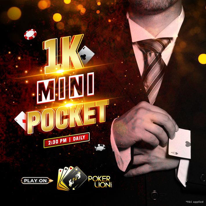 Put your best poker game forward and take away a pocket full of rewards!