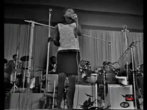 1968 - Vi Redd (vcl + alto sax) - Everyday; Wee Baby Blues; Stormy Monday (Live video)