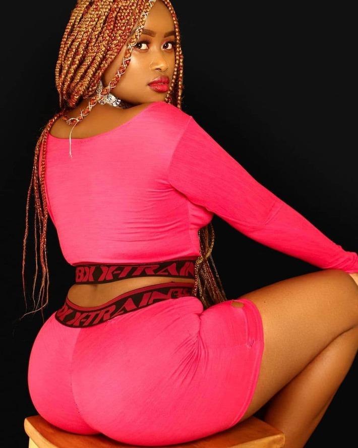 Kenyan Sweet Girls