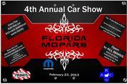 Florida Mopars 4th Annual Car Show -Panama City, FL