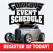 Goodguys 24th Pennzoil Southeastern Nationals -Concord, NC