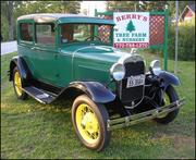 Annual Antiques and Others Car Show - Covington, GA