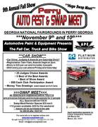 Perry Auto Fest and Swap Meet -Perry, GA