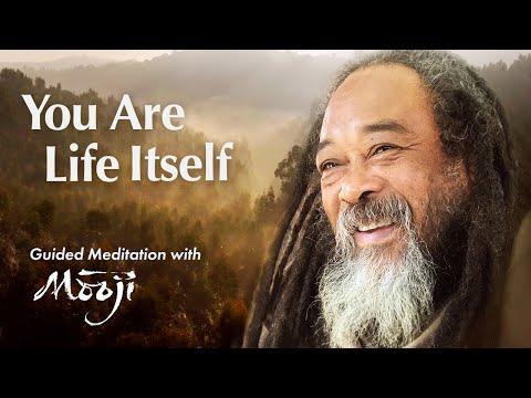 Вы есть сама жизнь — направляемая медитация с Муджи