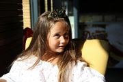 Мелисса 6 лет , рост 130 , вес 28 кг